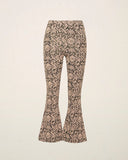 Flared Brocade Trousers