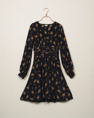 Bell Sleeve Dress Sunrose