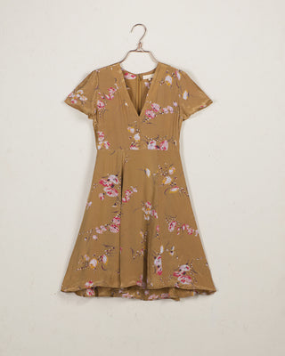 50's Dress Aroma Flowers