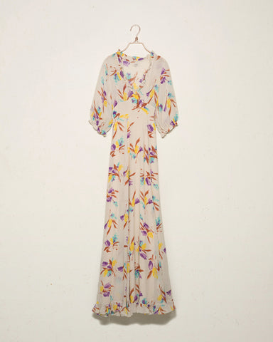 PRE-ORDER Tulips Gown
