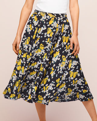 Circle Skirt Butterfly