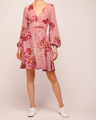 Semi Couture Bell Sleeve Dress