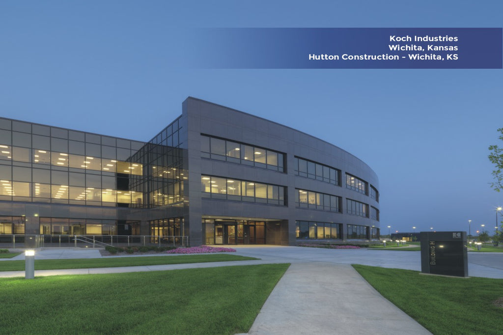 Koch Industries Hutton Construction