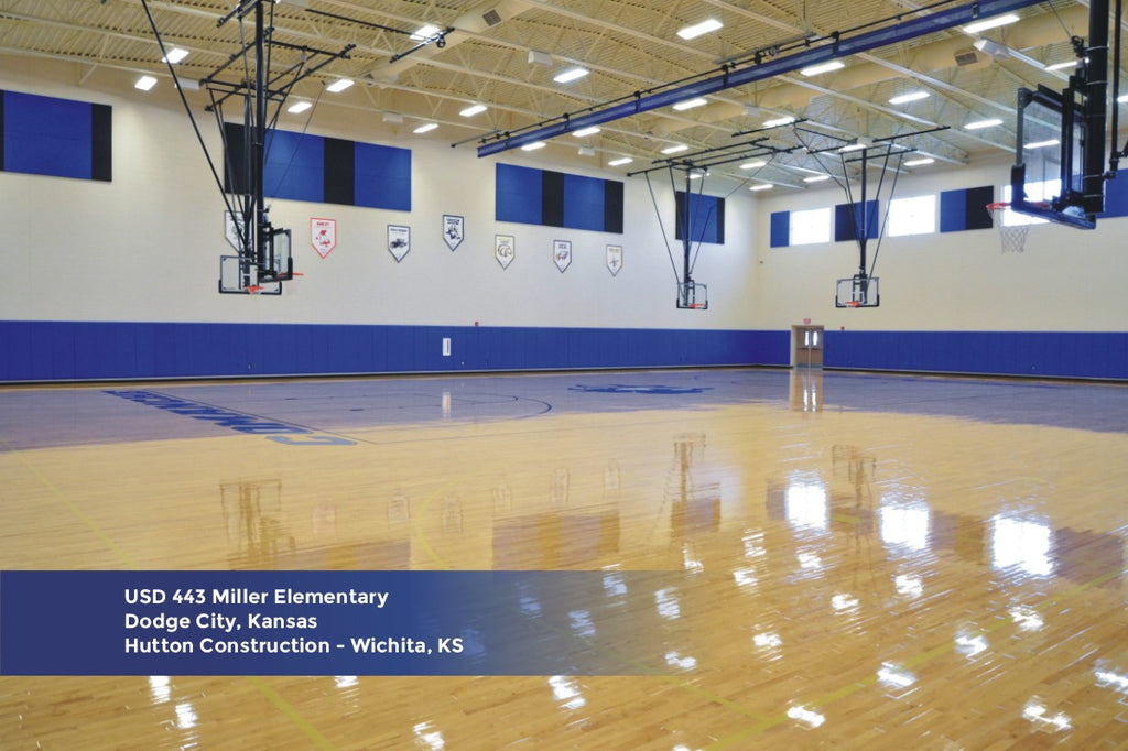 Dodge City Miller Elementary Hutton Construction