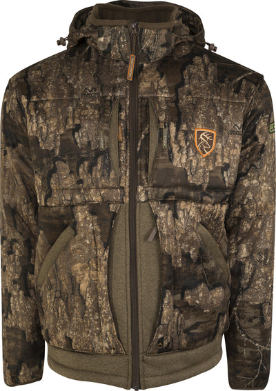 Stand Hunter's Silencer Jacket with Agion Active XL™