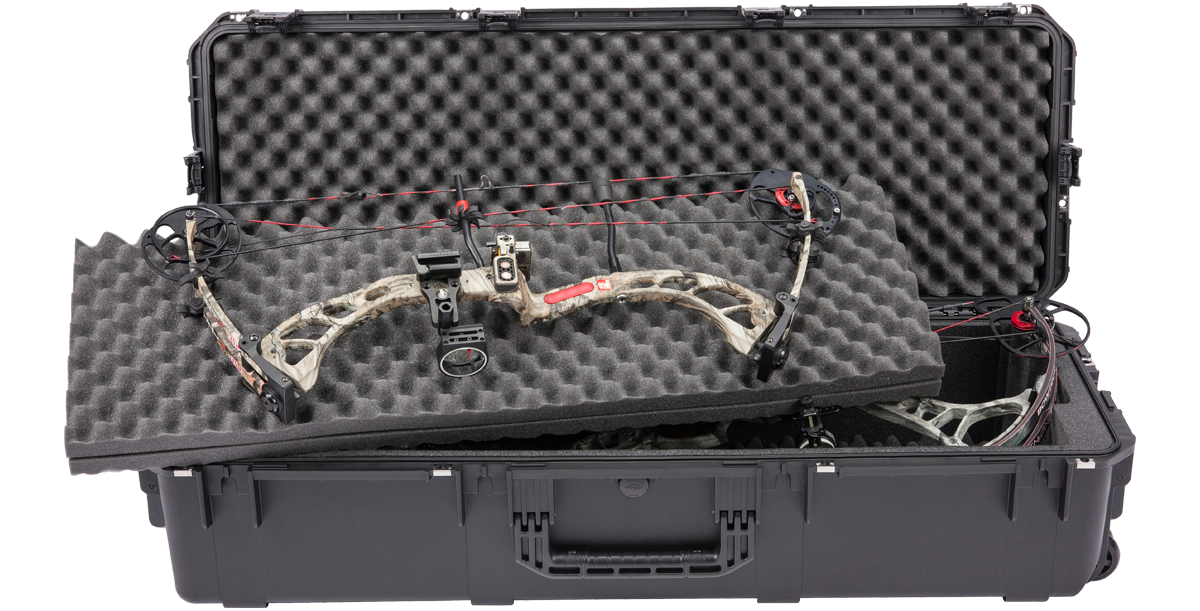 SKB iSeries 4414-10 Large Double Bow Case