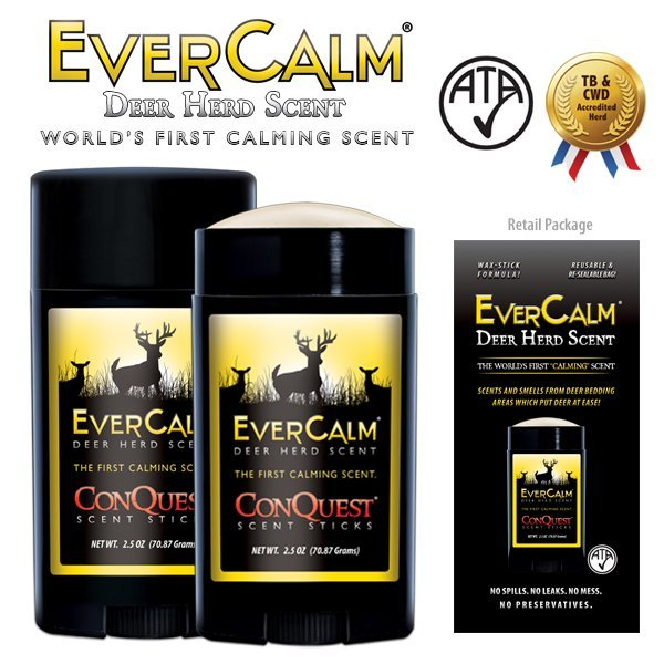 ConQuest EverCalm Deer Herd Scent - 2.5 oz.