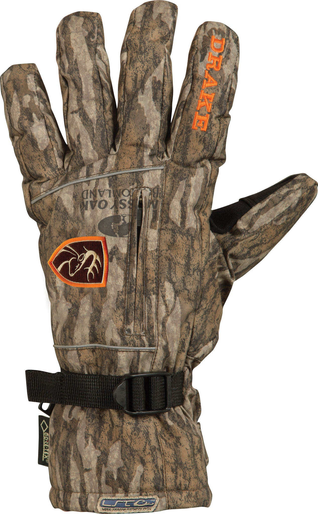 Drake LST Waterproof Glove Bottomland