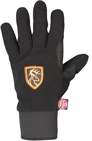 Drake Blackout Winstopper Fleece Glove Black