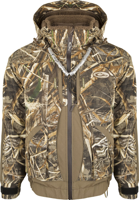 LST EQUADER 3-N-1  PLUS 2 WADER COAT 2.0 (BOTTOMLAND)