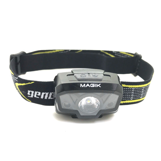 Genesis Magik IR 250 Lumen Sensor Activated Headlamp