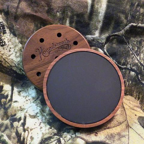 Houndstooth Walnut Aluminum Turkey Call