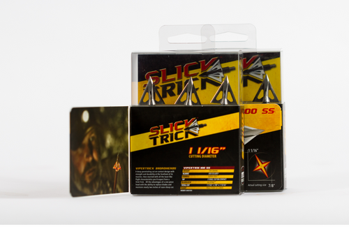 Slick Trick VIPERTRICK VALUE PACK (3 PACK) 125gr 1 1/16""