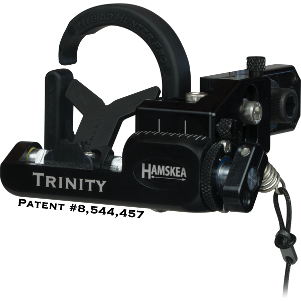 Hamskea Trinity Hunter Pro Arrow Rest Microtune