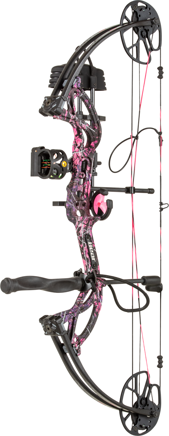 Bear Archery Cruzer G2 RTH  Compound Package