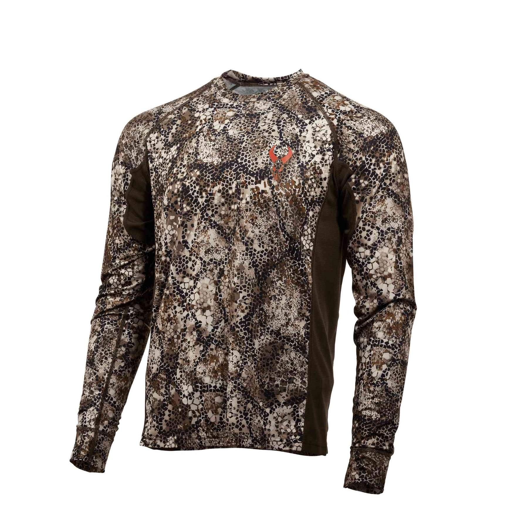 Badlands Altitude Long Sleeve Crew - Approach FX