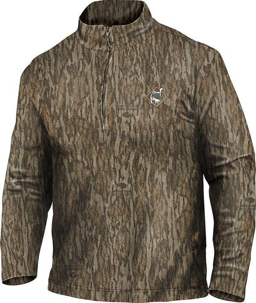 Performance 1/4 Zip (Bottomland)