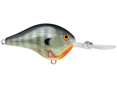 Custom Painted Rapala Wood DT-10,DT-10,Soft Shell Craw