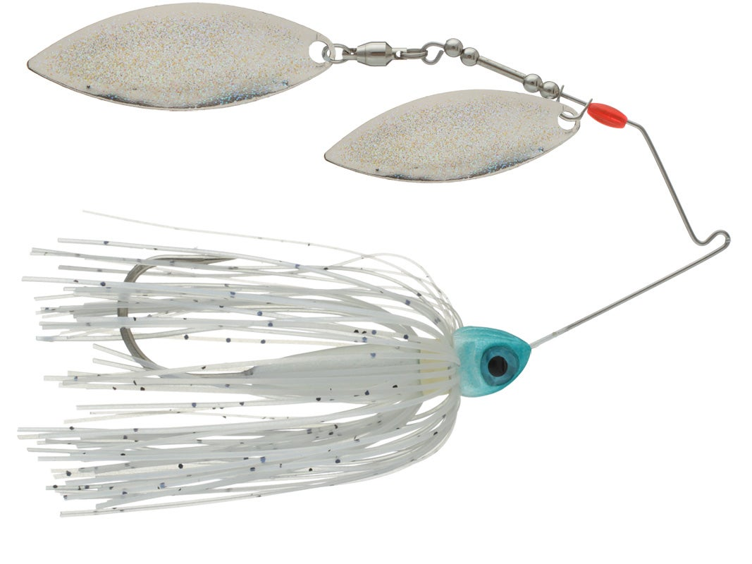 SpotSticker Mini Me Double Willow Spinnerbaits