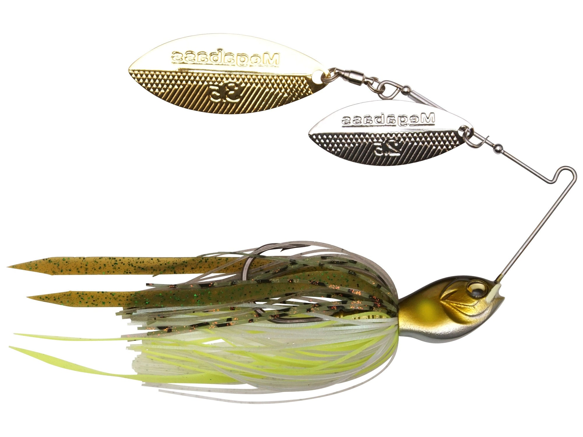 Megabass SV-3 Double Willow Spinnerbaits