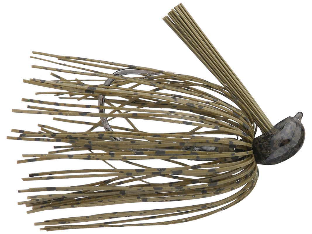 Greenfish Tackle HD Skipping Jig Hand Tied 3/8oz