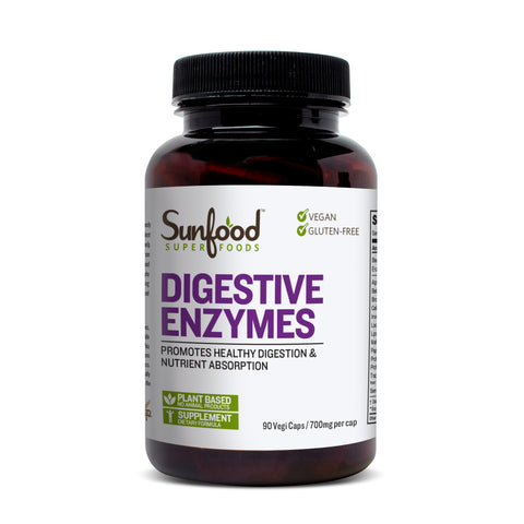 Digestive Enzymes 90cap/700mg (antes Beauty Enzymes)