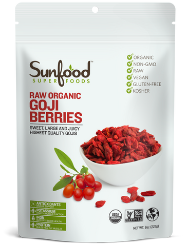 Goji Berries 8 oz