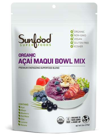 Acaí Maqui Bowl Mix 6oz