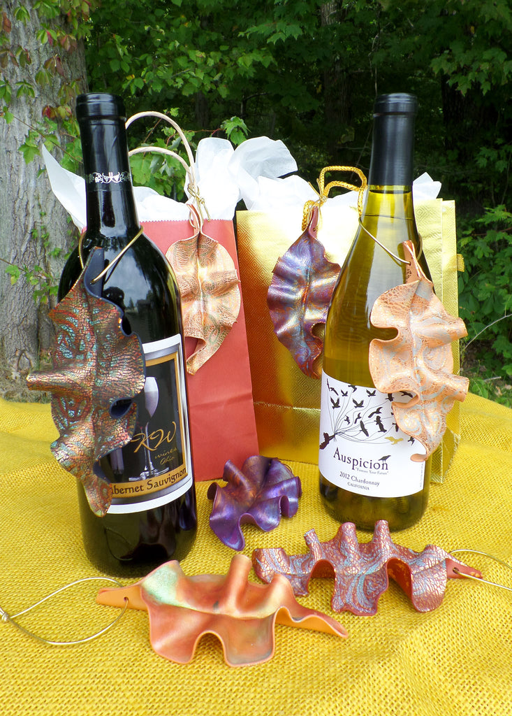 Gift/Wine Bottle Danglers - Set of 3