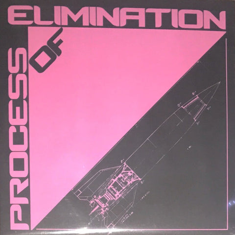 "Process of Elimination - Won't Comply - 7"" - Neck Chop Records - CHOP-018"