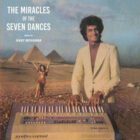 Hany Mehanna - The Miracles of the Seven Dances - LP - Radio Martiko - RMLP004