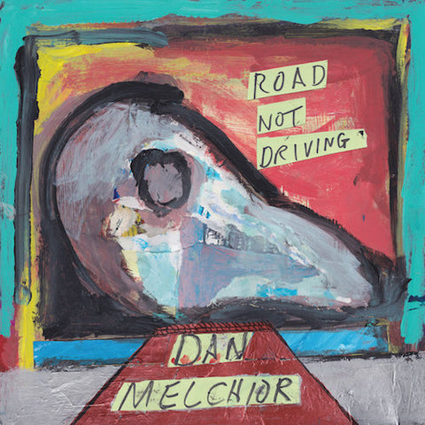 "Dan Melchior - Road Not Driving - 12"" - Ever/Never - e/n-031"