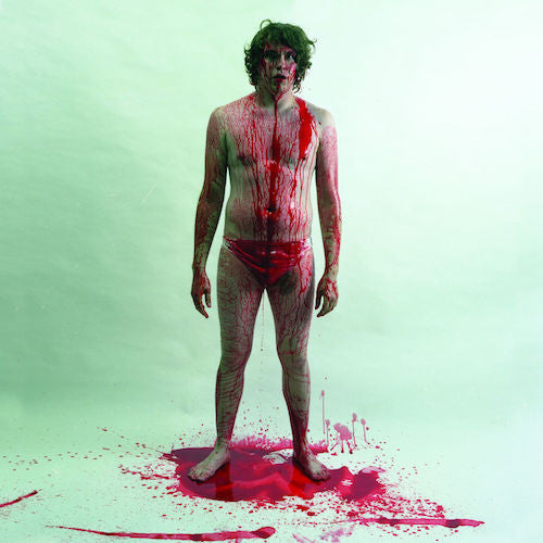 Jay Reatard - Blood Visions - LP - Fat Possum Records - FP1203-1