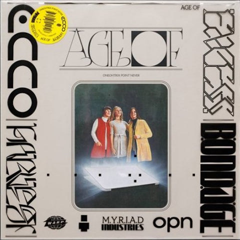 Oneohtrix Point Never - Age Of - LP - Warp Records - WARPLP295