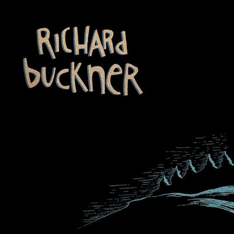 Richard Buckner - The Hill - LP - Merge Records - MRG356