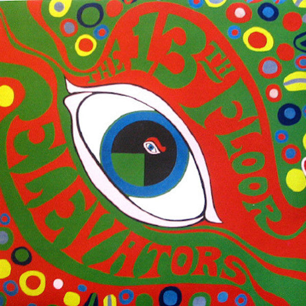 13th Floor Elevators - The Psychedelic Sounds of... - LP - International Artists - IA LP 1