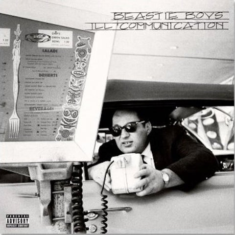 Beastie Boys - Ill Communication - 2xLP - Capitol Records - 5099969423215