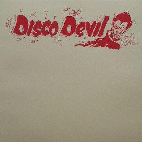 "Lee Perry and the Full Experiences - Disco Devil - 12"" - Get on Down - GET57005-12"