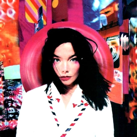 Björk - Post - LP - One Little Indian - TPLP51