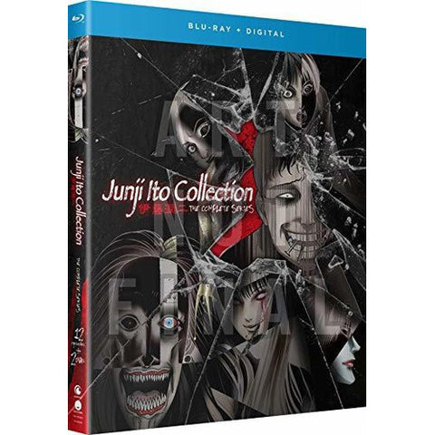 Junji Ito Collection: The Complete Series - DVD - Funimation Productions - PREORDER