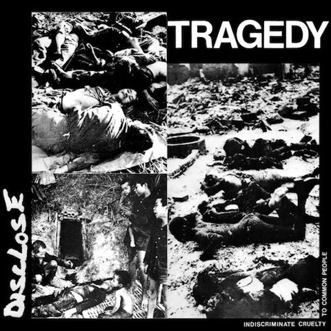 Disclose - Tragedy - LP - La Vida Es Un Mus - MUS101