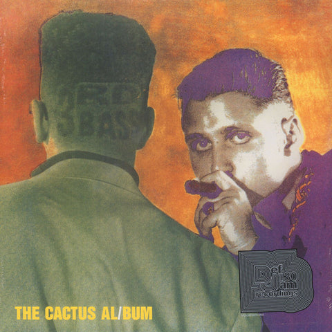 3rd Bass - The Cactus Album - LP - Def Jam Recordings ‎- B0020516-01