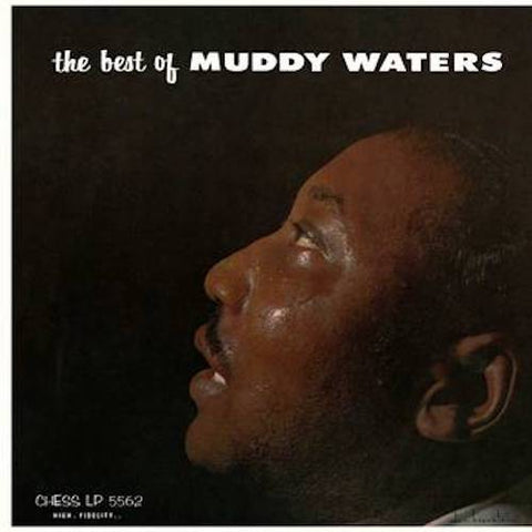 Muddy Waters - The Best of Muddy Waters - LP - Chess - LP5562