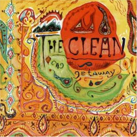 The Clean - Getaway - 2LP + CD - Merge Records - MRG188