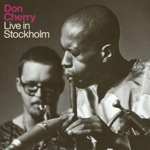 Don Cherry - Live in Stockholm - 2xLP - Caprice Records - CAP 21836