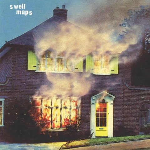 "Swell Maps - A Trip to Marineville - LP + 7"" - Secretly Canadian - SC108"