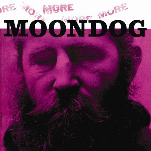 Moondog - More Moondog - LP - 4 Men With Beards - 4M176