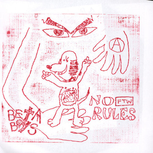 "Beta Boys - Brick Walls - 7"" - Total Punk - TPR-54"