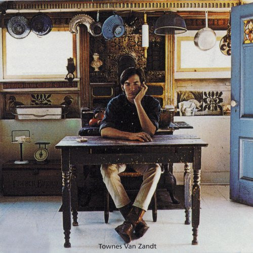 Townes Van Zandt - LP - Fat Possum Records - FP-1083-1