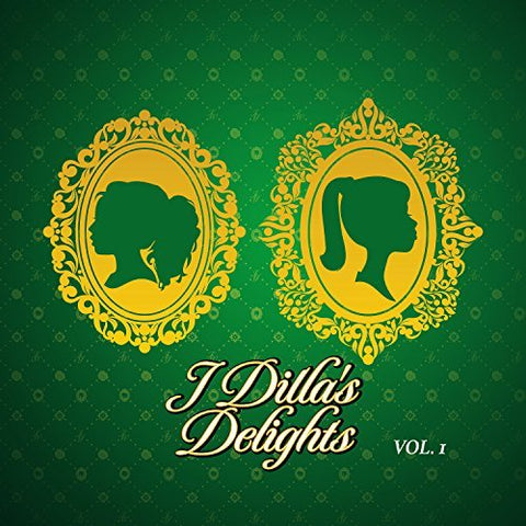 J Dilla - J Dilla's Delights Vol. 1 - LP - Yancey Media Group - YMG2006LP